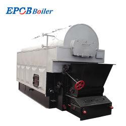 Horno de pellets de madera EPCB para fábrica textil