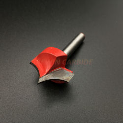 Gw-Karbid - des CNC-Stich-3D des Fräser-V hölzernes Holzarbeit-Stahltausendstel Cutte Nut-des Bohrmeißel-16mm