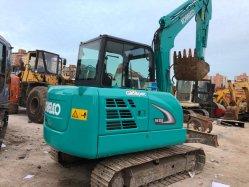 Utilisé un excavateur, pelle hydraulique, mini-excavateur, utilisé excavatrice Kobelco