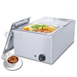 Fast Food equipamentos em aço inoxidável sopa Eléctrico Papinhas Bain Comercial Marie para restaurante Use