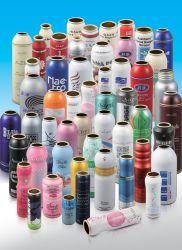 Leere Metallblechdose-Karosserien-Spray-Dosen-Aluminiumdosen-Aerosol-Zinnblech-Großhandelsdose