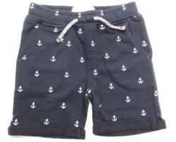 Fashion Knitted Anchor Kid′ S Cotton Shorts Jongens Kinderkleding Kinderkleding