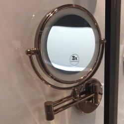 """doppelter seitlicher Badezimmer-Arm-Spiegel-Vergrößerungsarm-Spiegel der Verfassungs-6 '' 8 """" für Haupthotel-Badezimmer"""