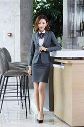 Business Fashion femmes costumes avec jupe