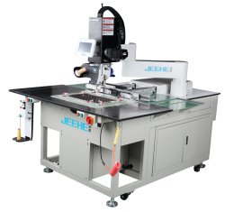 Jeehe Padrão de cabeça levantada rotativo para máquinas de costura Material médio