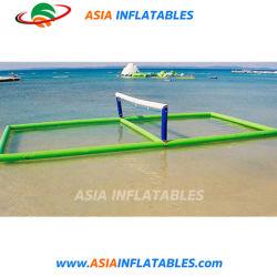 Aufblasbares sich hin- und herbewegendes Strand-Volleyball-Gerichts-archiviertes Wasser-Spiel-Gerät