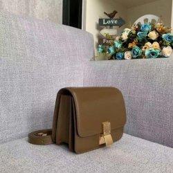 Impressão personalizada Eco reutilizáveis orgânicos de estopa comercial grande saco de juta com alças de couro