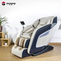 Fuan Meiyang OEM novo 4D Zero Gravity Grande ecrã LCD sensível de cadeira de massagem