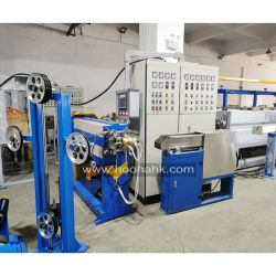 معدات الطلاء السلكي عالية السرعة FEP آلة الطرد السلكي