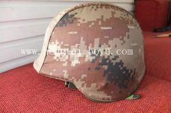 De militaire en Acties van de Politie, Opleiding, het Persoonlijke Populaire Nieuwe Type van Bescherming van Winderige Kogelvrije Helm