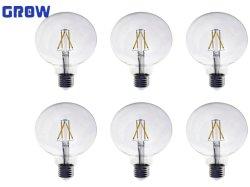 المصباح الشامل الجديد من الصمام الزخرفي لتوفير الطاقة طراز G80 8W الإضاءة