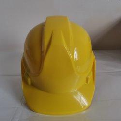 Sicurezza di costruzione Helme del cappello duro delle coperture dell'ABS per i lavoratori dell'industria una strada della cinghia una