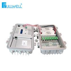 La télévision par câble bidirectionnel de plein air Fullwell AGC Amplificateur de lignes réseau