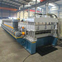 Hangzhou Zhongyuan Venta caliente de nuevo diseño de aluminio en el mercado africano & PPGI Paso Panel Roofing enrolladora de mosaico con la norma ISO9001/CE/SG/BV