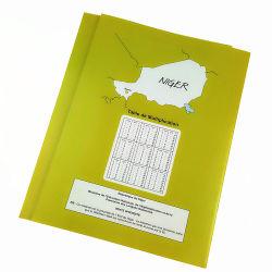 El papel de escritura escuela Cuaderno de Ejercicios de papelería suministros de oficina