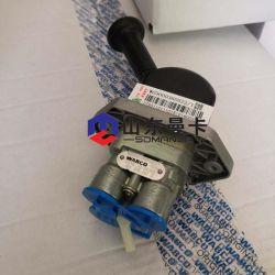 A válvula do freio de mão para HOWO caminhão A7 (WG9000360522/1)