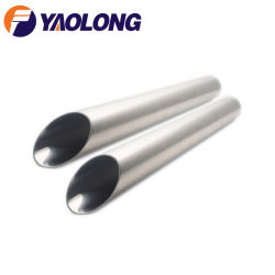Una tubazione dell'acciaio inossidabile 1.4307 dell'en 1.4301 di pollice per industria del latte