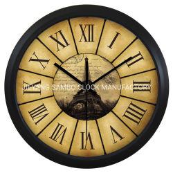 Горячий продавать французской классической настенные часы 12 дюйма