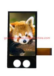 3.2Inch 480X800 de alto brillo de alta resolución LCD IPS con pantalla táctil