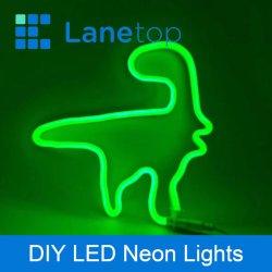 環境に優しく柔らかいLEDの適用範囲が広いネオンライト