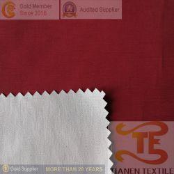 Complet avec blanc terne en tissu de coton Membrance pour vêtements