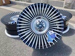 16-22 pulgadas de la tapa de la suspensión de coche llantas de aleación de aluminio forjado/llantas de aleación
