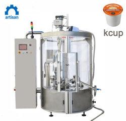 Machine d'emballage de paquets de café café Les Machines de conditionnement à petite échelle de l'emballage de la machine à café
