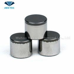 تستخدم أدوات حفر الصخور الصلبة / لقمة ثقب PDC / قطع ماكينات تعدين الفحم قاطع PDC جيد كاشط