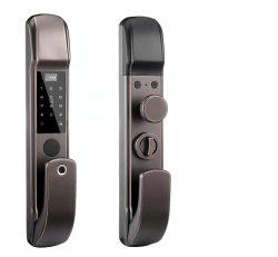 Автоматический контроль приложений распознавания отпечатков пальцев Smart Home замок двери водителя