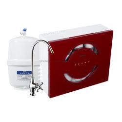 Commerce de gros RO purificateur d'eau avec réservoir de montage du filtre