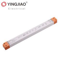 Fabricant OEM 15W/30W/45W/60W/75W/100W CC Alimentation à commutation Driver de LED Ultra Slim