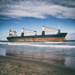 上海からの日本への中国の海の出荷の貨物