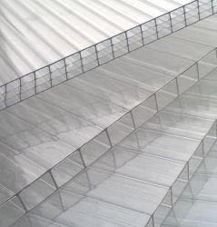 مواد تسقيف من البولي كربونات 10 مم من أجل الاحتباس الحراري