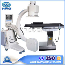病院装置高周波携帯用移動式デジタル3.5kwの63mA Cアームシステム歯科X光線機械