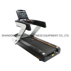 Prix de gros moniteur LCD commerciale exécutant un tapis roulant motorisé pour utiliser la salle de gym