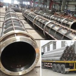 De fabriek prefabriceerde de Concrete Productie van de Vorm van het Staal van de Stapel
