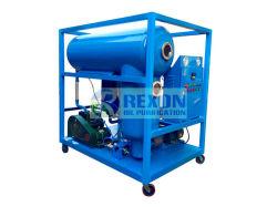 La filtración de aceite lubricante de alta eficiencia de la máquina con la deshidratación al vacío y constante calefacción