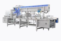 Bgj-6D 콘 또는 컵 아이스크림 충전물 기계