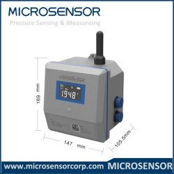 A transmissão de dados na rede sem fio de longa distância a nível do fluxo de pressão medida de massa do Dispositivo de Monitorização Remota1006
