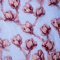 유리 꽃 아프리카 자카드 직물 문돋이 직물