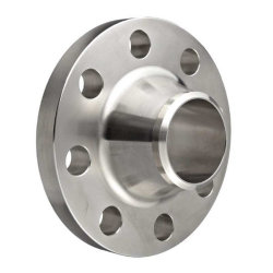 Soldadura de acero al carbono personalizado bridas con cuello/elementos de acero inoxidable de la brida de tubo