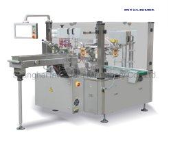 Automatischer Imbiß/Nahrung/Süßigkeit/süsse Patato Chips/trockene Frucht/Puder/Flüssigkeit Vor-Bildeten vorgeformten Reißverschluss-Beutel Doypack Multi-Kopf Drehverpackungsmaschine