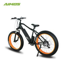 Fetter Reifen-elektrisches Fahrrad mit hinterer Bewegungselektrischem Roller