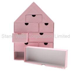 منزل نوع [أرت ببر] يعبّئ صندوق /Custom علبة [ديكت] صندوق