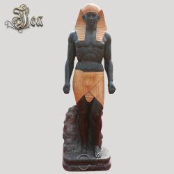 Statue egiziane dello Sphinx dell'Egitto del giardino del marmo di pietra famoso della scultura