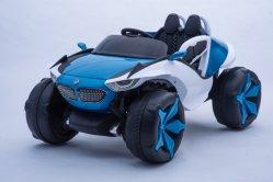 電池が付いている車の中国の新しいモデルの宇宙船の子供の乗車はBluetoothの電池式車をからかう