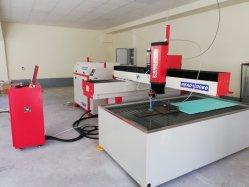 Precisa de la cabeza chorro de agua CNC Máquina de corte abrasivos de alta velocidad de cortadores de alta calidad