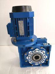Dimensão de montagem IEC velocidades Worm com revestimento em alumínio