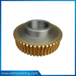 造られるOEMか鋳造のステンレス鋼の車輪ギヤ