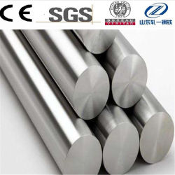 6061 6063 6082 7075 7005 6082 T5 T6 T651 T7351 Haste de liga de alumínio